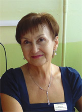 Лисенкова Татьяна Деодоровна, Заместитель директора по УВР