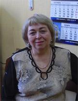 Пашигорова Татьяна Анатольевна Заместитель